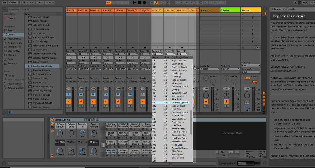 ableton-change-midi