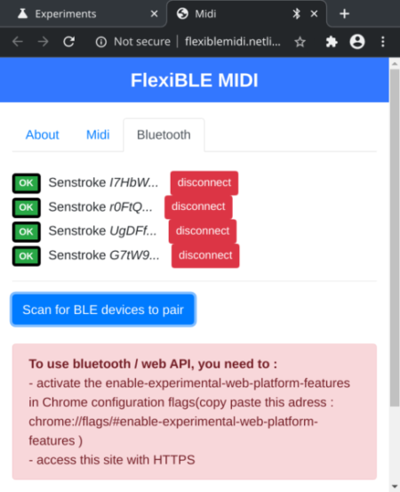 screen_tuto_connexion_senstroke_linux_flexible_MIDI